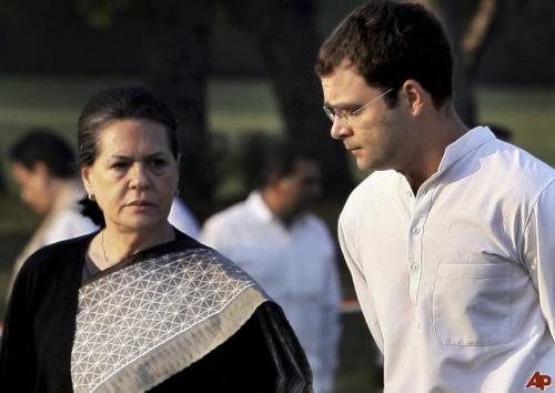 印国大党欲提名甘地后人为总理候选人其母阻挠