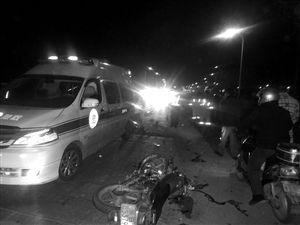父亲为接女儿下班回家遇到车祸 祸肇事司机醉驾