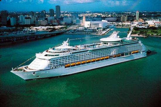 美国邮轮出行加勒比海遇病毒大量游客染肠胃炎