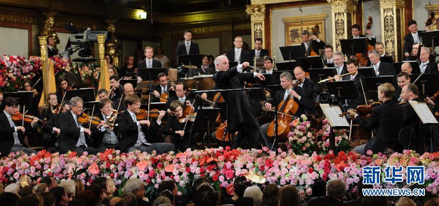(国际)(2)2014年维也纳新年音乐会举行