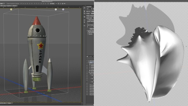 Photoshop Is Getting Support For 3D Printing