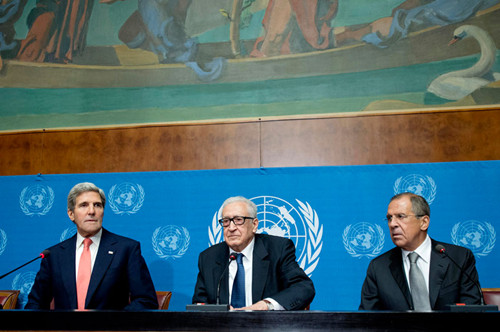 伊朗是否参加叙利亚和谈美俄未达成共识