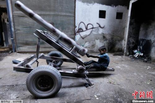 叙利亚内战烽火愈演愈烈,2014年能否出现转机?