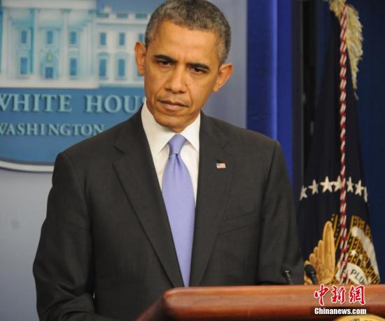 奥巴马肯定伊核临时协议促国会给伊朗外交机会