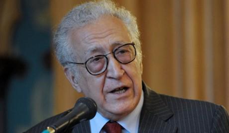 联合国-阿盟叙利亚问题联合特别代表卜拉希米