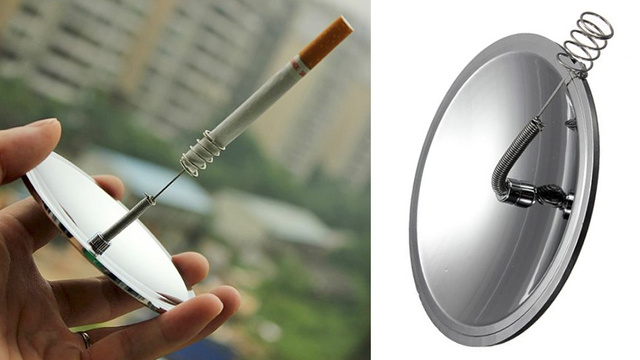 The Sun Is Your Zippo With This Solar-Powered Lighter