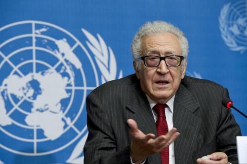 叙利亚主要反对派不参加和谈联合国方面遗憾