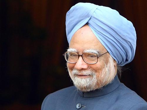 印度总理辛格称不再连任欲为他人铺路