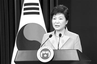 朴槿惠谈下班后兴趣爱好:看报告、养小狗(图)