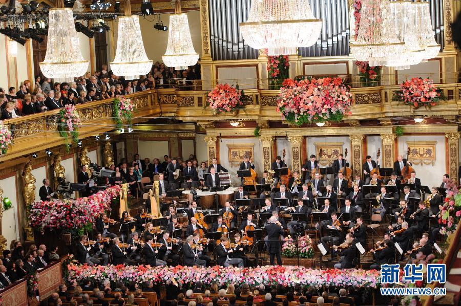 (国际)(1)2014年维也纳新年音乐会举行