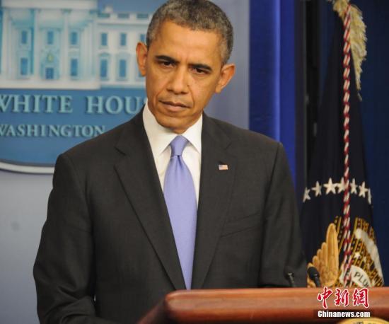 白宫:奥巴马拟17日公布针对情报系统改革计划