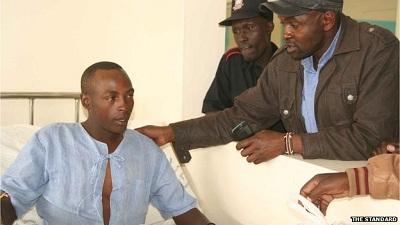 """肯尼亚男子被宣布死亡""""起死回生""""吓坏工作人员"""