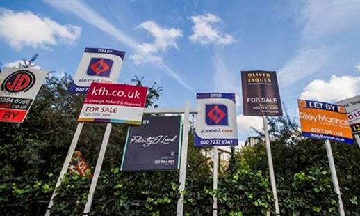 英媒:英国去年房价飙升 新一波房产泡沫将袭来