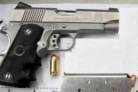在众多武器中,数量最多的当属手枪