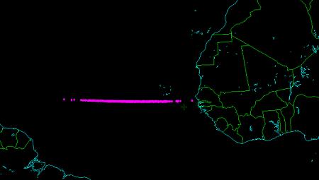科学家称一小行星撞地球或已在大气层烧毁(图)