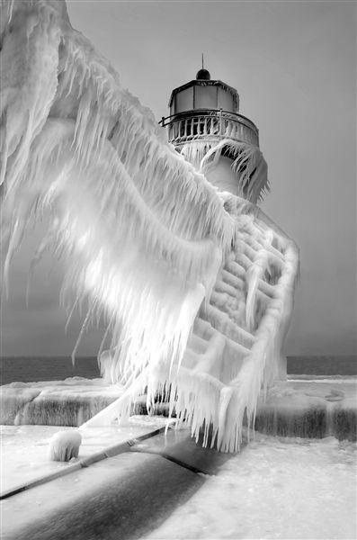 美国遭遇20年最冷天气 上演真实版《后天》(图)