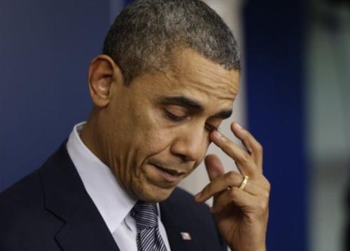 奥巴马被指是2013亚洲最倒霉人重返亚太像笑话