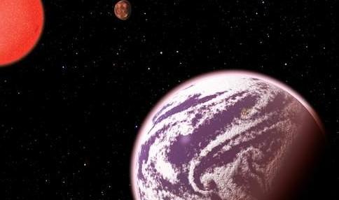 """新行星获称地球""""胞兄弟""""两者质量相等(图)"""