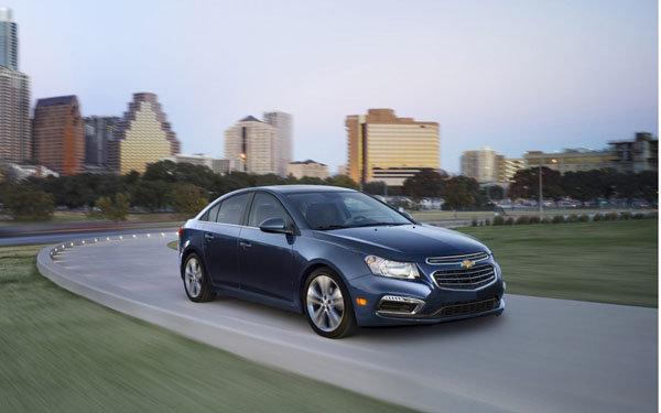 2015款科鲁兹将于秋季上市 车辆改动简析