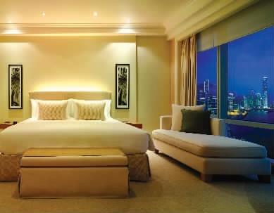 香港君悦 酒店中的酒店